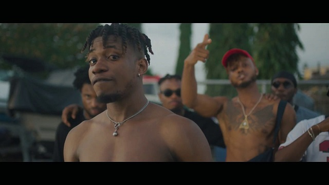 VIDEO: King Perryy – Work 'N' Grind