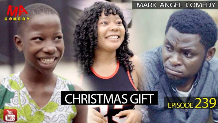 Comedy Video – Mark Angel Comedy - Christmas Gift (Episode 239)