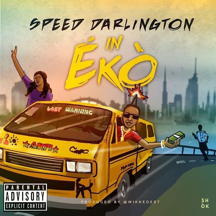 Speed Darlington - In Eko