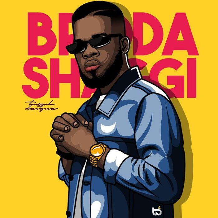 Download Broda Shaggi Okoto Ft Zlatan Mp3