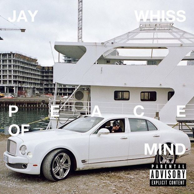Jay Whiss – Mind In A Maze
