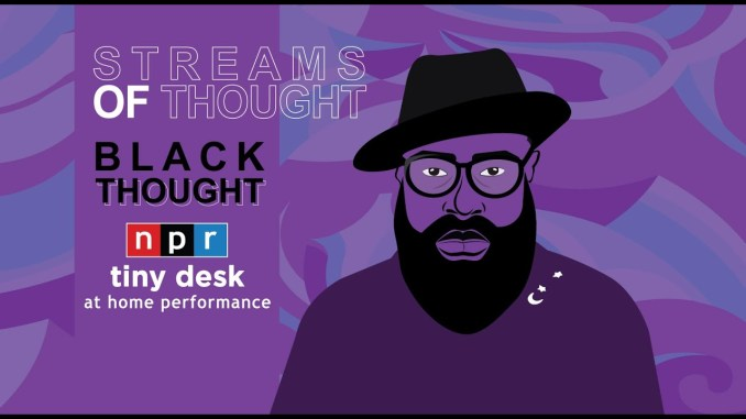 Black Thought – Thought vs Everybody