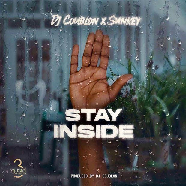 DJ Coublon – Stay Inside
