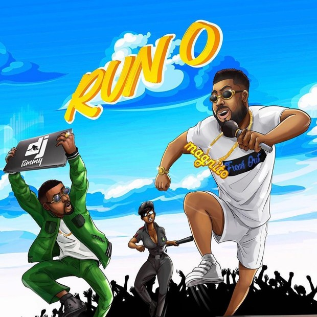 DJ Timmy – Run O
