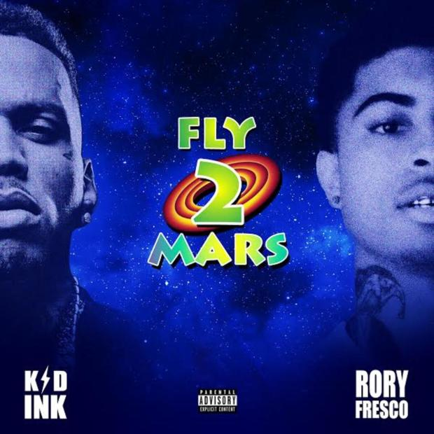 Kid Ink – Fly 2 Mars