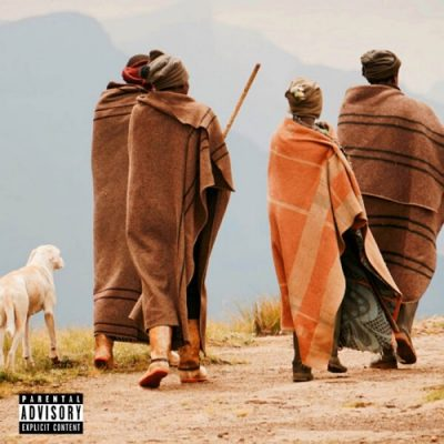 A-Reece Sotho Man With Some Power Album Zip Download