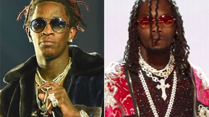 Young Thug Cruising Out Of Town Mp3 Download