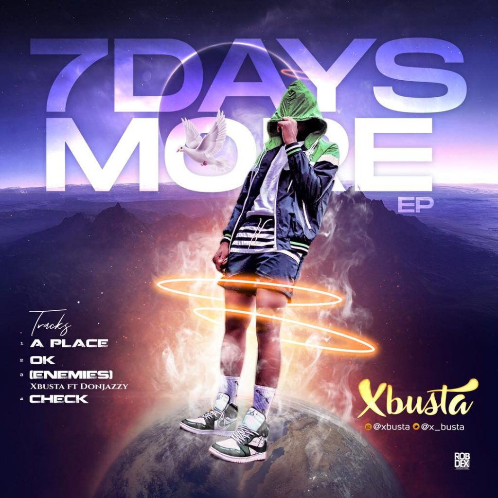 XBusta 7 Days More EP ZIP Download