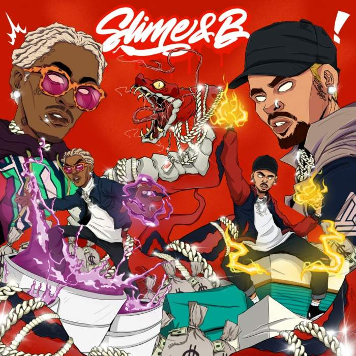 Chris Brown & Young Thug - Slime & B
